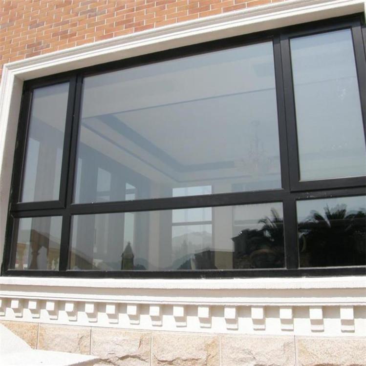 安装铝合金防火窗