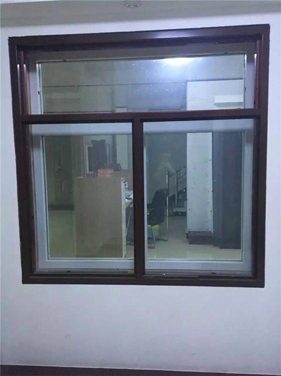 安装防火门窗