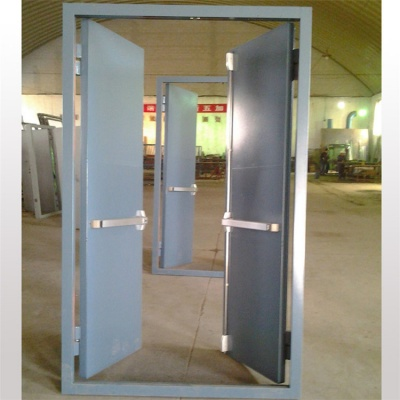定制不锈钢工业门