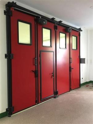 工业折叠门安装