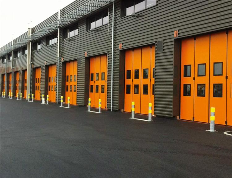 工业厂房折叠门