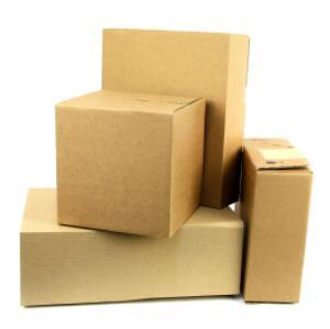 陈列台包装纸箱