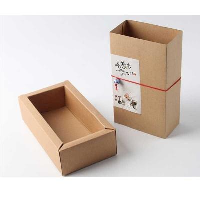 茶叶纸盒包装