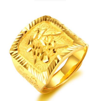 黄金戒指豪华款