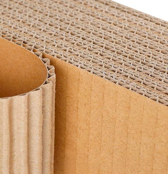 瓦楞纸箱的生产用途和发展