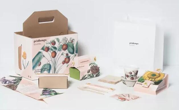 纸箱包装材料及彩盒印刷工艺介绍