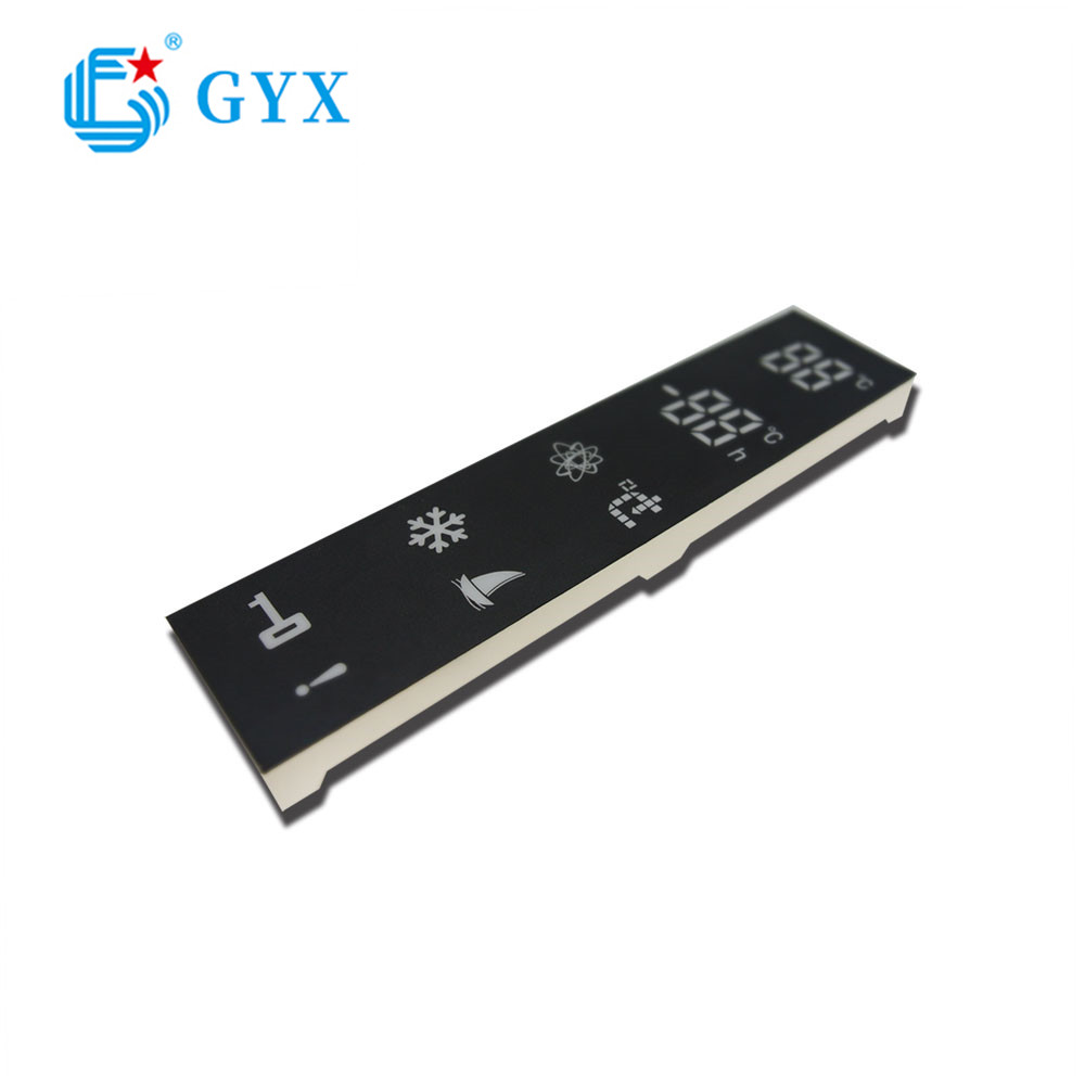 LED display module and controller pcba for air refrigerator GYXS-BCD-215EG