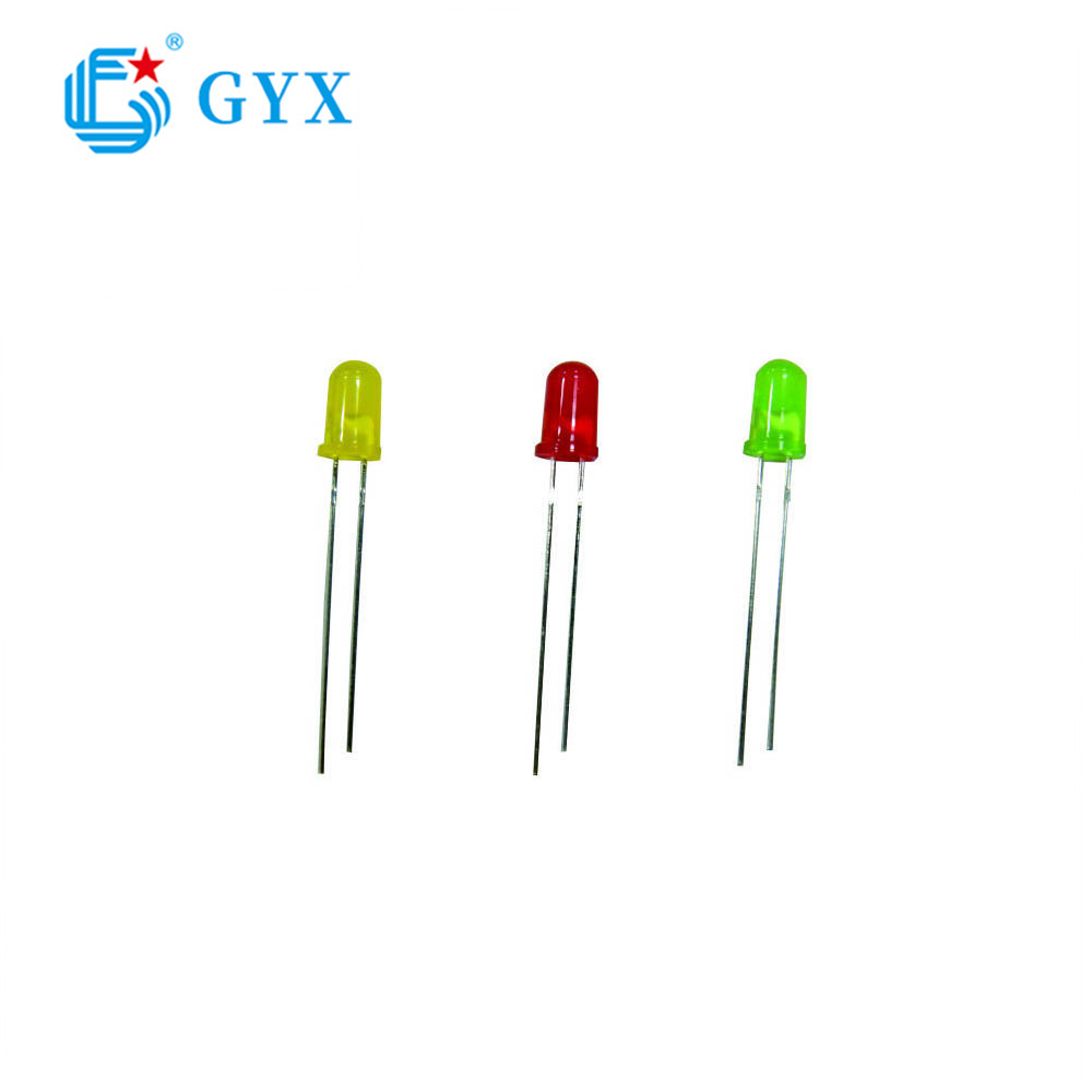 Φ 3/4/5 YRG led diode