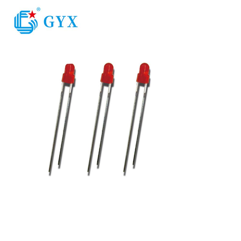 Φ 3/4/5 red led diode