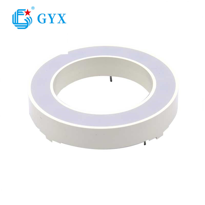 Round bright white LED signel light bar