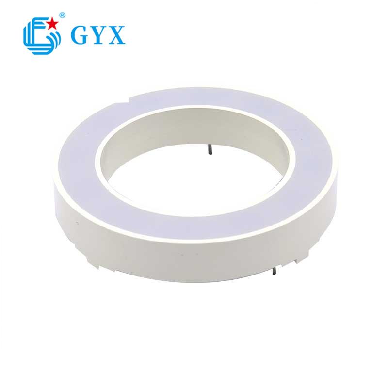 Round bright white LED signel light bar