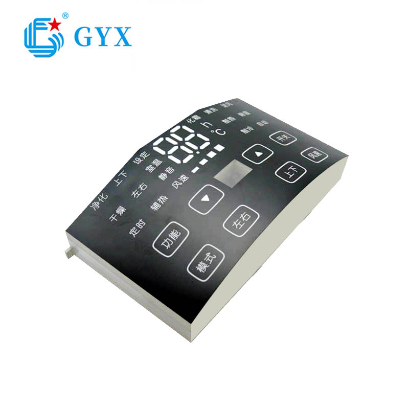 Air conditioner digital display screen and keypad controller GYXS-BCD-215EG