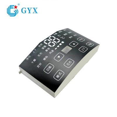 Air conditioner digital display screen and keypad controller GYXS-BCD-215EG