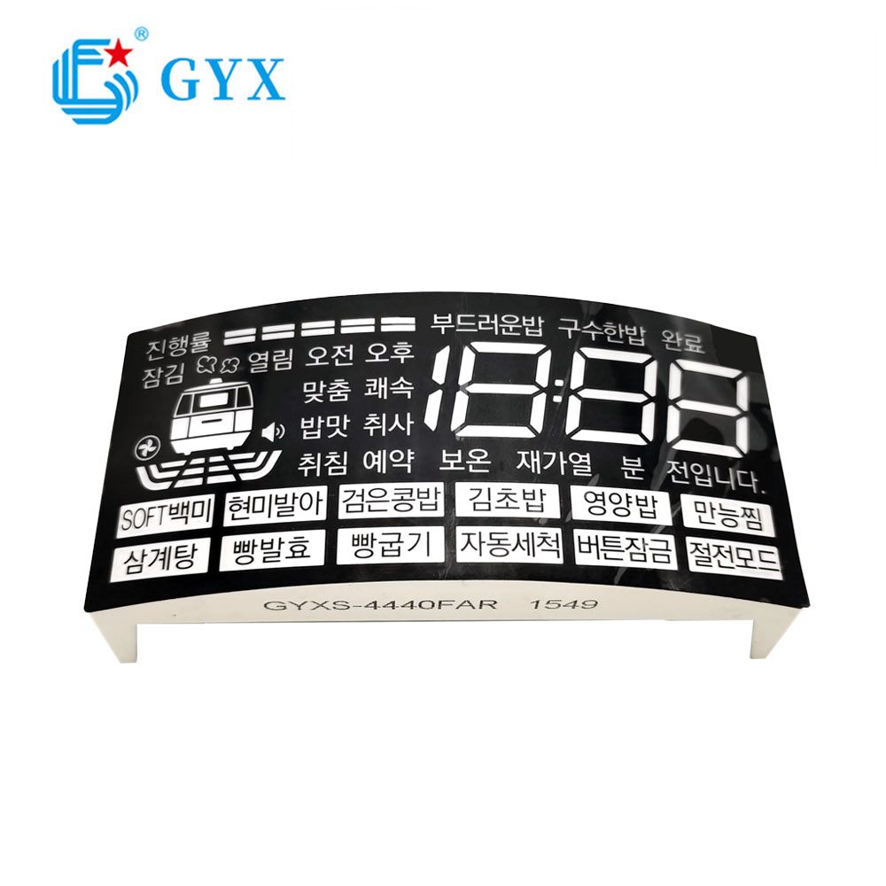 electric cooker LED digital display and controller panel GYXS-44023FAR