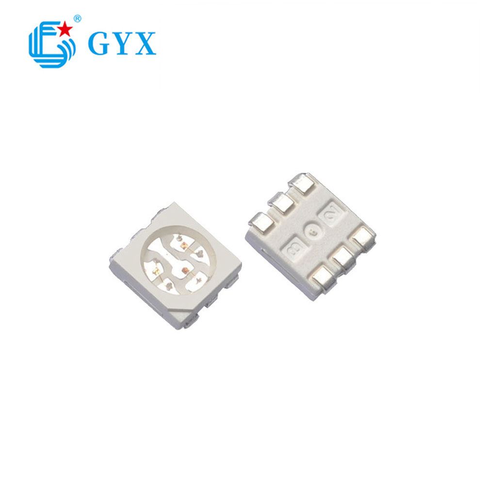 High quality and Lumens Outputchip SMD LED 5050 rgb