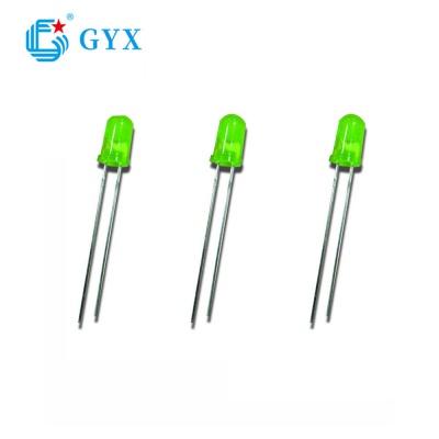 Φ 3/4/5 F4 round green led diode