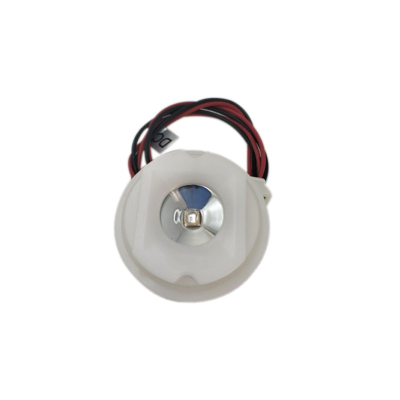 Suitable for deep UVC-led  module with static water tank