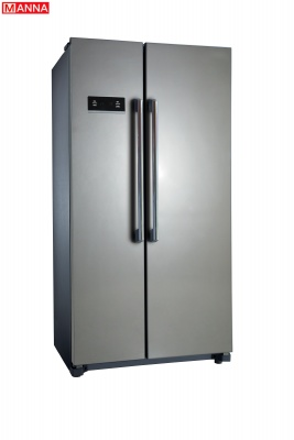 No frost side by side refrigerator