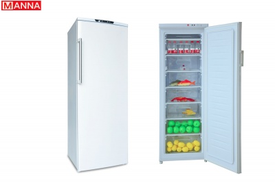 New single door defrost vertical upright freezer with 3/6/7 drawers/BD-95/210/295