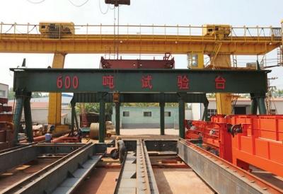600噸橋式起重機試
