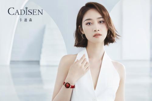 乘风破浪的姐姐蓝盈莹成为品牌首席形象代言...