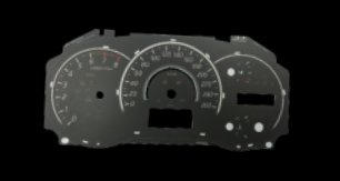 Automobile instrument