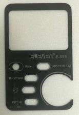 Lens panel