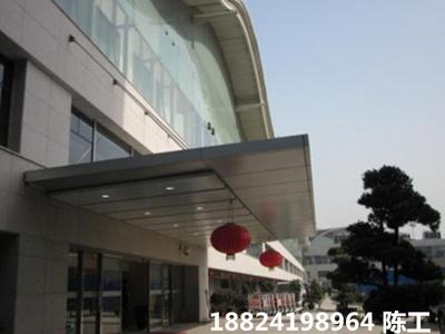 中山铝单板厂家氟碳铝单板雨棚