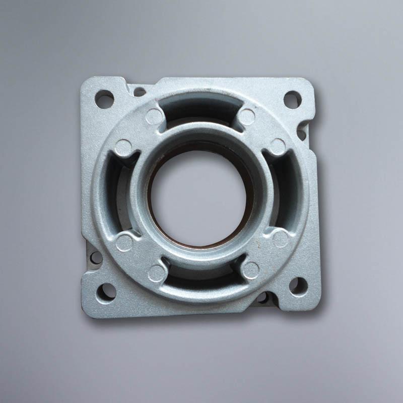 铝合金,抛丸,电机座