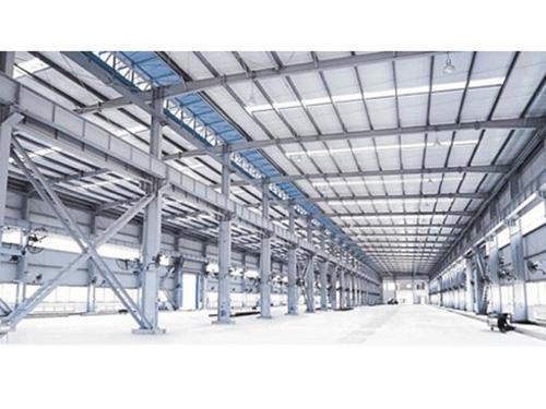 钢结构标准车间工程案例
