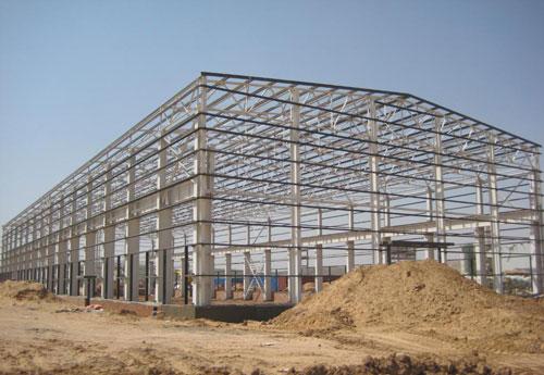 钢结构厂房车间工程案例