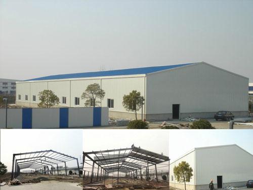 钢结构仓库工程案例