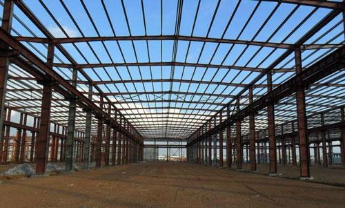 钢结构厂房仓库工程案例