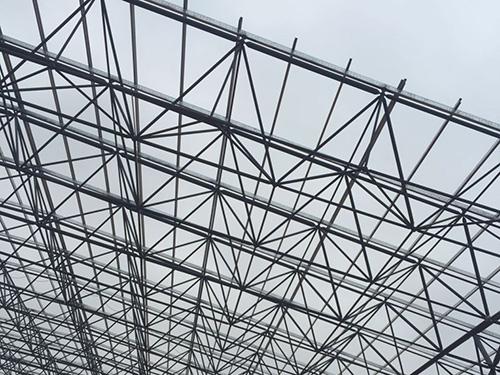 钢结构网架工程案例