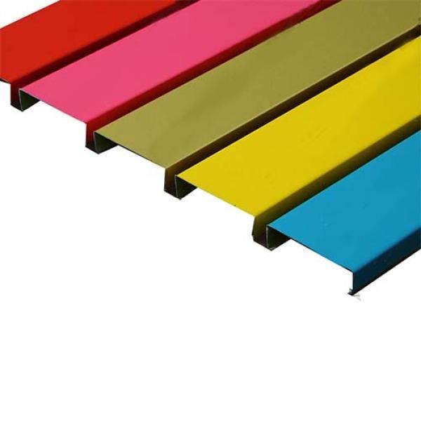 多色彩钢板