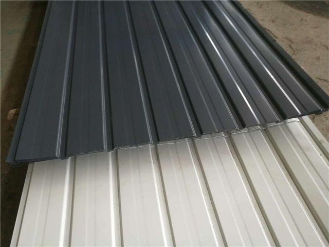 灰色复合彩钢板