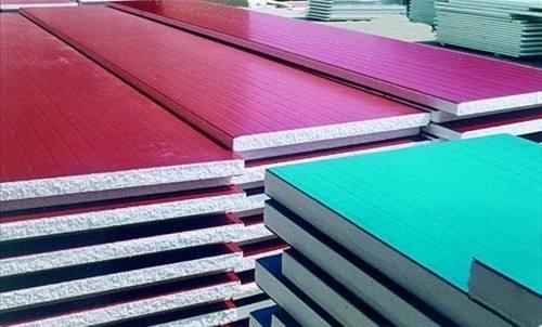 多色隔热保温彩钢板