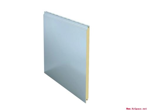纯平墙面效果夹芯板