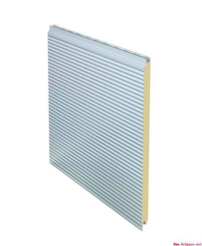 聚氨酯夹芯板墙面系统