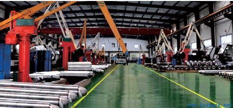 河南艾通机械有限公司艾通厂房工程