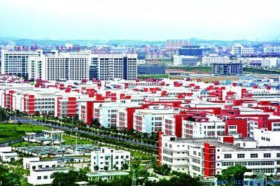 富金精密工业(深圳)有限公司生产车间