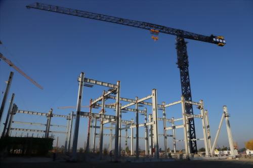 开封普生医药有限责任公司钢构工程