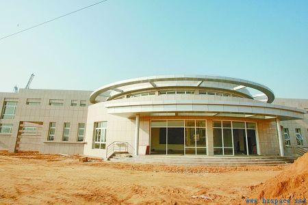 郑州市殡仪馆轻钢结构办公楼