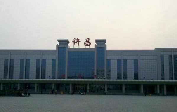 许昌铁路局采光顶