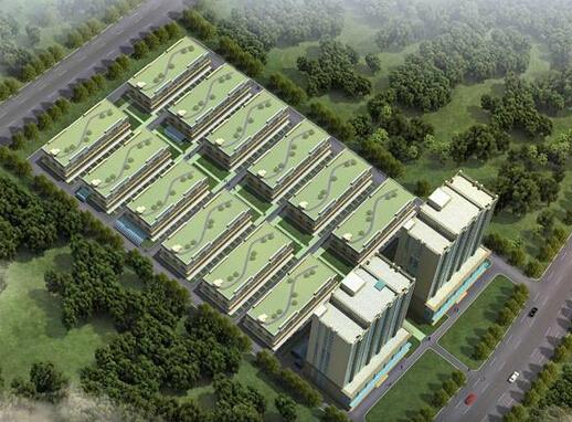 郑州樱宁置业有限公司钢结构工程