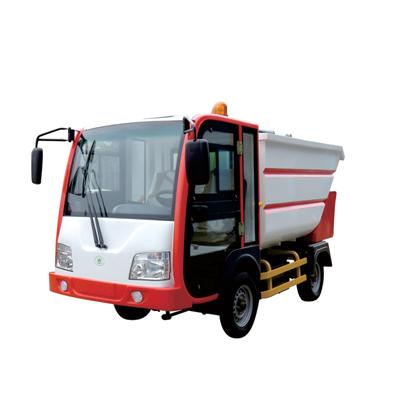 LB4GT1500B电动四轮后装式吊桶车