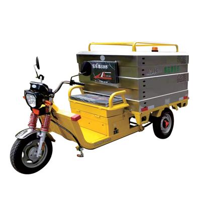 LB3CX600-1电动高压冲洗车 (可加装简易蓬/可订制疑电动清洗系统)