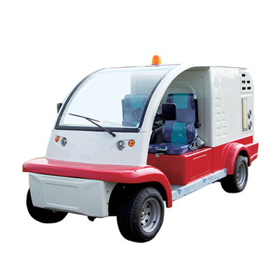 LB4CX800四轮考拉款电动高压冲洗车(可订制纯电动清洗系统)