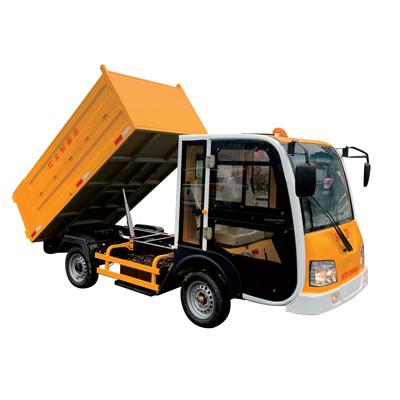 LB4GT3000C电动四轮建筑垃圾清运车