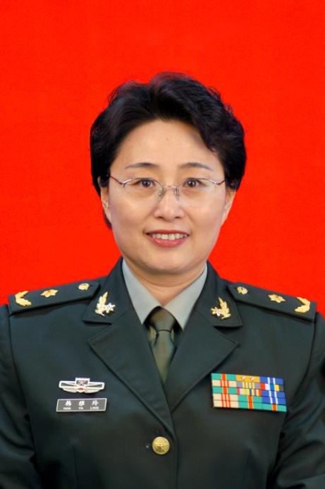 中国工程院院士韩雅玲